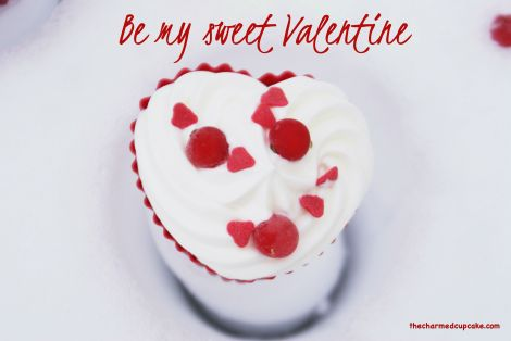 be my sweet Valentine