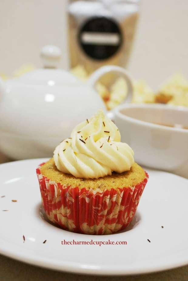 2 CR Vanilla Rooibos Cupcake