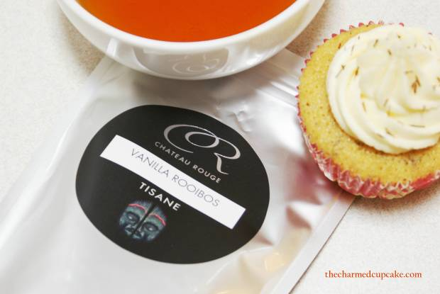 6 CR Vanilla Rooibos Cupcake