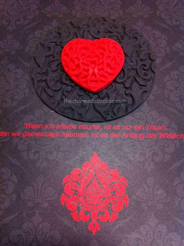 Hochzeit in Rot Wirklichkeit