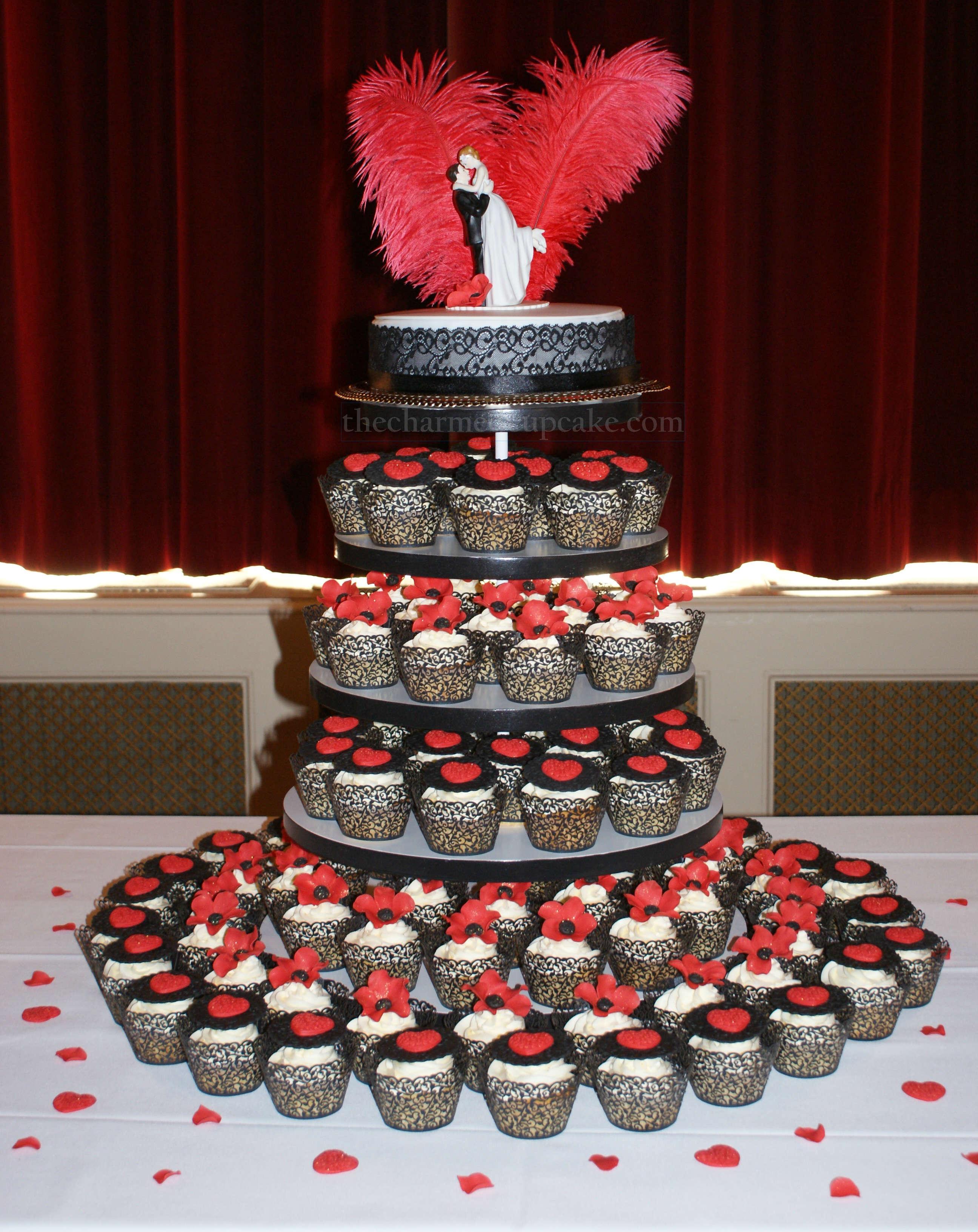 Hochzeit in Rot Wedding in Red
