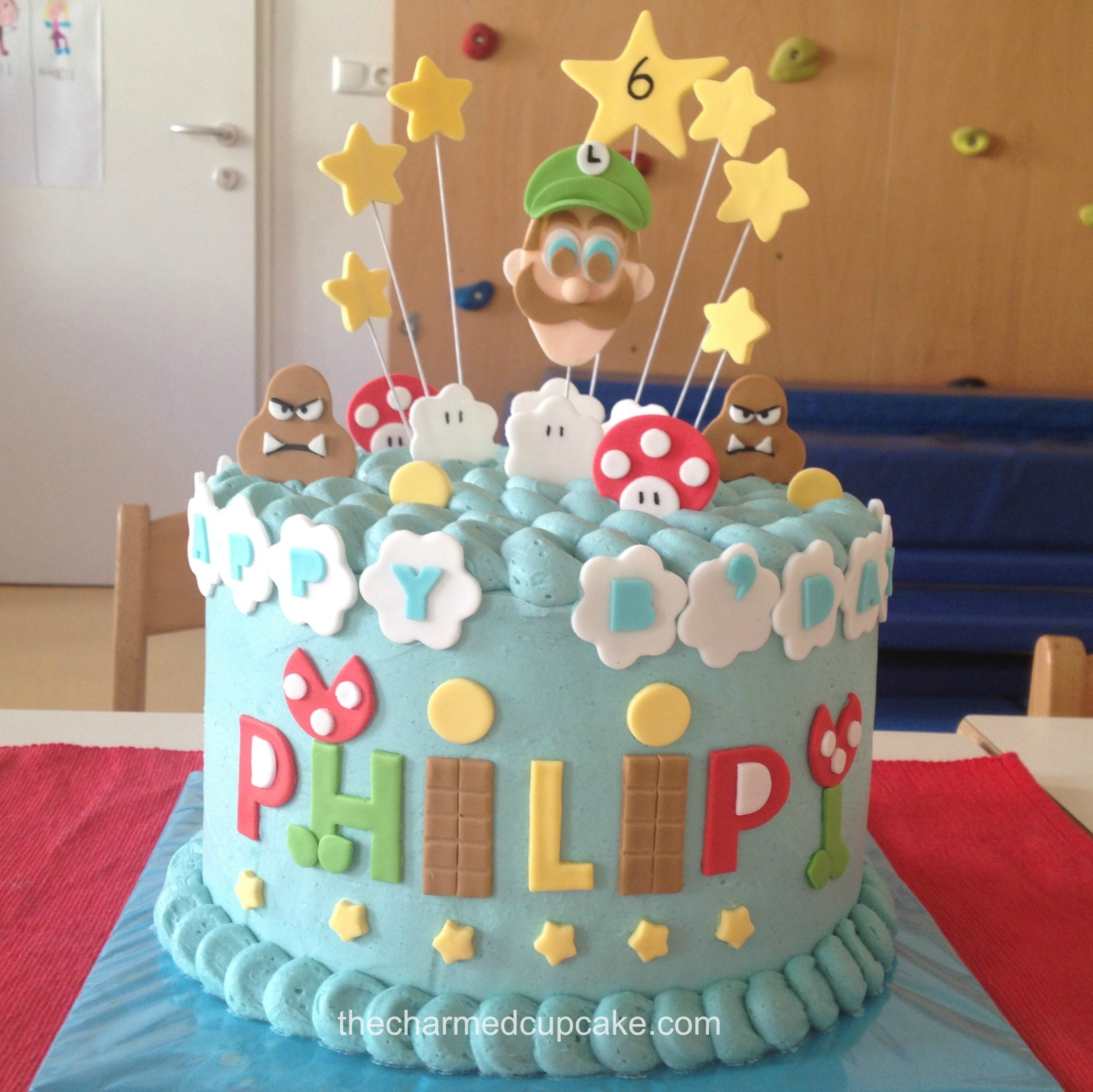 Fabulous Wake Up Luigi The Only Time Plumbers Sleep On The Job Is When Funny Birthday Cards Online Unhofree Goldxyz