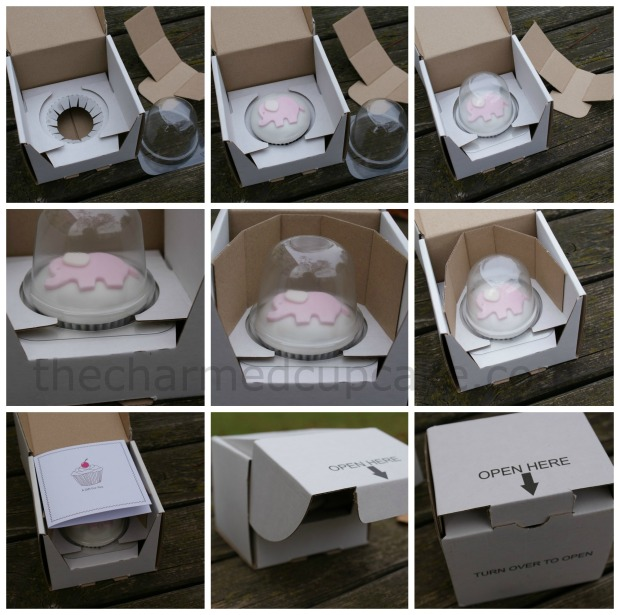 TheCharmedCupcake_CakeAway_packing_collage
