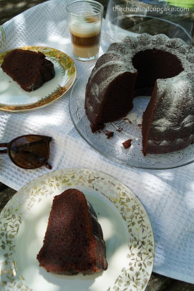 thecharmedcupcake_chocolate_coffee_gugelhupf 10