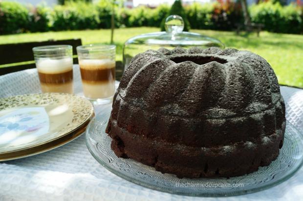 thecharmedcupcake_chocolate_coffee_gugelhupf 2