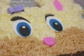 buttercream bunny fur